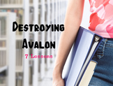 'Destroying Avalon' Kate McCaffrey