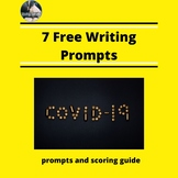 7 Writing Prompts About Coronavirus