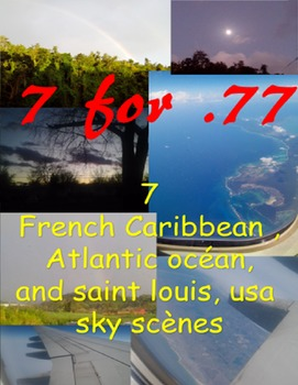 7 for .77 cent photos- Sky