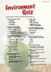 7 fun quizes