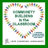 7 getting to know you activities for building classroom community