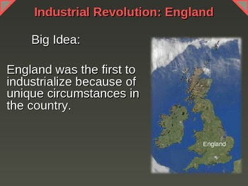 7 reasons why England was the First to Industrialize - visual, fun, engaging