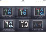 7 x 6 Multiplication Story