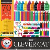 70 Clip Art Set: Back to School Style!!!!