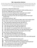 70 Conversation Starters