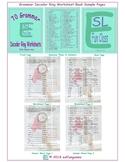 70 Grammar Decoder Ring Worksheet Book