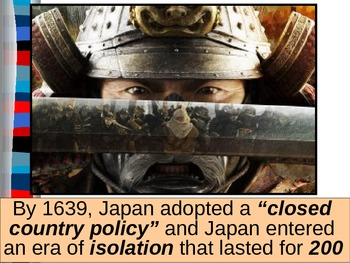 UNIT 10 LESSON 9. Imperialism in Japan POWERPOINT