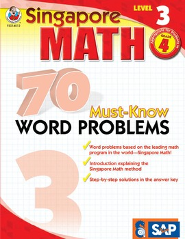 70 Must-Know Word Problems Grade 4 SALE 20% OFF! 0768240131