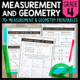 Measurement & Geometry Printables