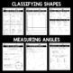 Measurement & Geometry Printables