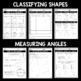 Measurement & Geometry Printables (CCSS Aligned)