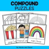 Compound Word Activity Puzzles