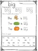70 Sight Word Practice Sheets