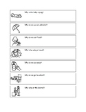 70 WH questions (Autism)