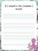 70 Writing Prompts for creative writing, ready to print and write