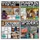 70% off LIMITED TIME PRICE! OCTOBER BUNDLE -9 POPULAR Halloween & Fall RESOURCES