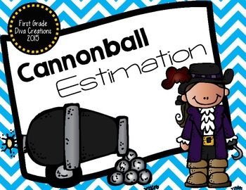 Pirate Themed Estimation {Printable Activities To Build Nu