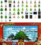 700+ christmas art decorations, presents, printables, rein