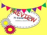 71 Cover Frames!