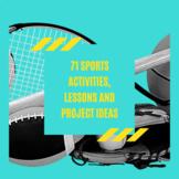 71 Sports PBL ideas
