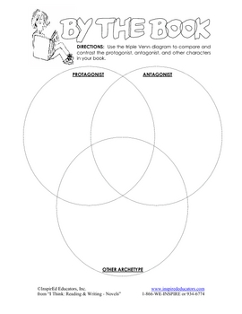 7105-6 Protagonists, Antagonists and Foils
