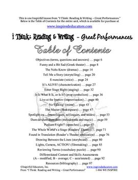7106-4 Dramatic Performances