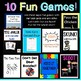72 Task Cards for Identifying Phrases vs. Clauses ~ Plus 10 Fun Games
