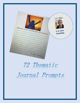 72 Thematic Journal Prompts