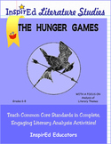 7201 The Hunger Games - Complete Literature Unit