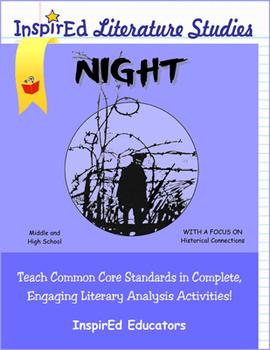 7204 Night - Complete Literature Unit
