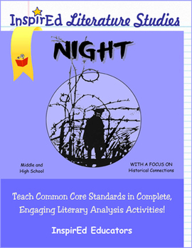D7204 Night - Complete Ebook Literature Unit