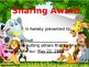 73 Jungle Themed Awards End of Year Party Celebration Graduation Editable