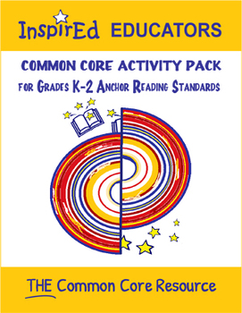 7301 Common Core Activity Pack (Anchor Reading K-2)