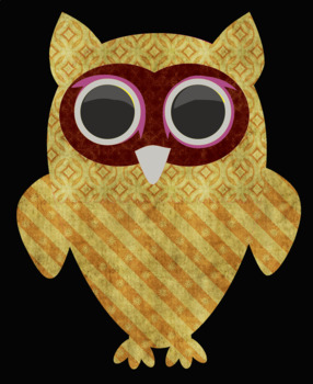25 Adorable Owl Images, PNGs, High Resolution, Commercial Use OK