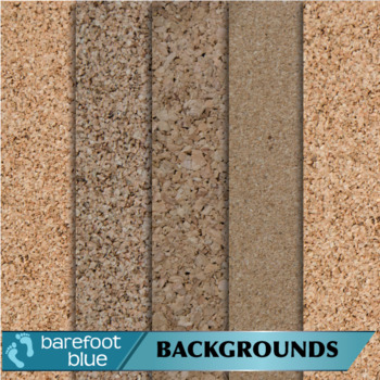75 Cork Board Backgrounds/Digital Papers, High Resolution