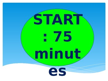 75 minute test exam countdown timer ugears 20 minute timer 10 mins