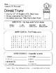 75% OFF! NEW BUNDLE! Trump! 13 Presidents -Word Search,Scramble,Maze(blackline)