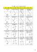 75 Socrative High School Math Assignments on PDF (Parts 4 -6) Bundle