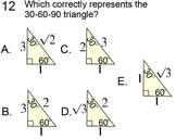 75 Socrative High School Math Assignments on PDF (Parts 7 -9) Bundle