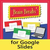 75 Spanish Brain Breaks for Distance Learning (Google Slides)