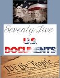 75 US Documents