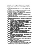 76 4th Grade Writing Prompts