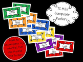 76 Mini Music Composer Posters