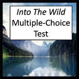76-Question Multiple Choice Test for Into the Wild
