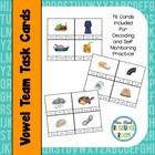 Long Vowel- Vowel Team Task Cards