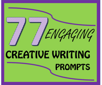 77 Creative Writing Bell Ringer Prompts
