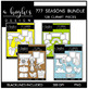 777 4 Seasons Clipart Bundle {A Hughes Design}