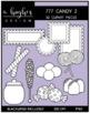 777 Candy Clipart Bundle 2 {A Hughes Design}