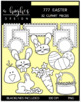 777 Easter Clipart Bundle {A Hughes Design}
