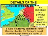 WORLD UNIT 11 LESSON 4. WWI#4: The Schlieffen Plan Fails POWERPOINT